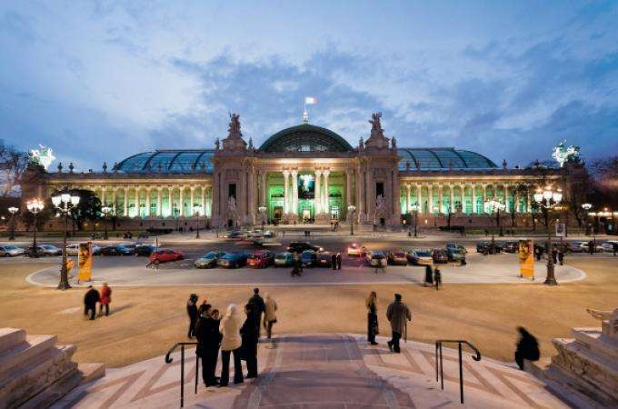 Grand Palais : an architectural masterpiece in Paris